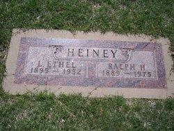 Ralph Halloway Heiney