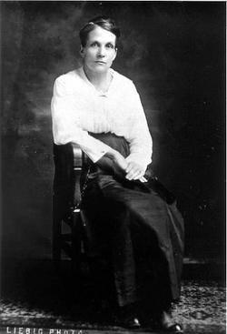 Frances Amelia <i>Bowers</i> Victor