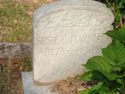 Susie Marshall