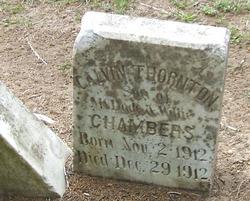 Calvin Thornton Chambers