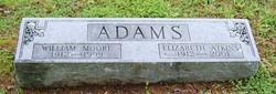 Elizabeth <i>Atkins</i> Adams
