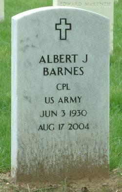 Albert J. Barnes