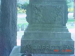 Samuel Barrett