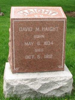 David Mosher Haight