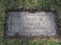 Anne M. Foley