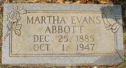 Martha Balzora <i>Chandler</i> Abbott