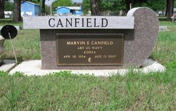 Marvin Ernest Canfield