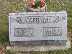 Jesse Madison Abernathy