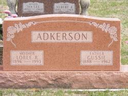 Loree R Adkerson