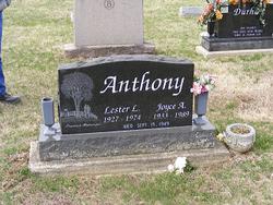 Joyce A <i>White</i> Anthony