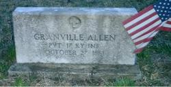 Granville C Allen