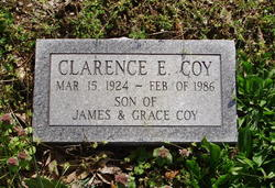 Clarence Edward Maggie Coy