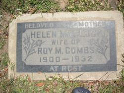 Helen May <i>Lucy</i> Combs