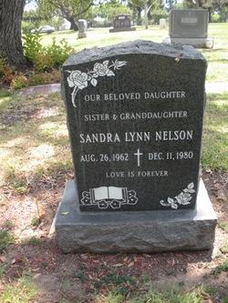 Sandra Lynn Nelson