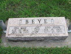 Ida May <i>Briles</i> Beye