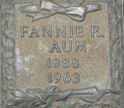 Fannie R. Baum