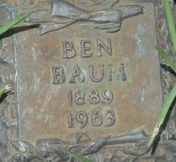Ben Baum