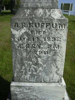 Albert Gallatin Buffum