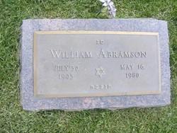 William Abramson