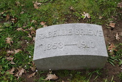 Isabelle, Mrs. Perrin Grieve