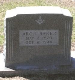 Archibald Arch Baker