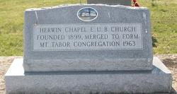 Herwin Chapel E.U.B. Church Cemetery