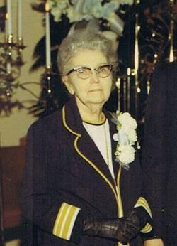 Ruth Gladys <i>Waggoner</i> Duncan