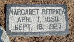 Margaret <i>Potts</i> Redpath