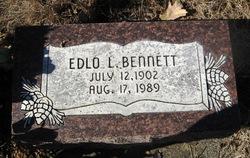 Edlo L. <i>Maney</i> Bennett