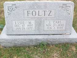 Essie Mariam <i>Strole</i> Foltz
