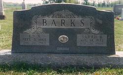 Sarah Belle <i>Stevens</i> Barks