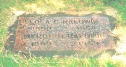 Myron H. Baldwin