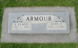 A Elaine Armour