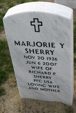 Marjorie Y Sherry