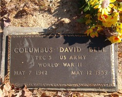 Columbus David Bell