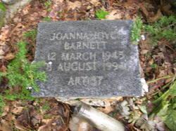 Joanna Joyce Barnett