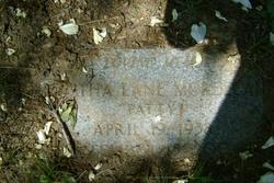 Martha Lane Patty Mordecai
