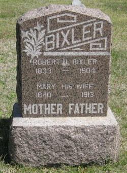 Robert D Bixler