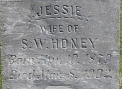 Jessie <i>Lang</i> Honey