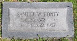 Samuel Wilmot Honey