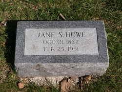 Jane <i>Semple</i> Howe