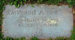 Katherine Hawver