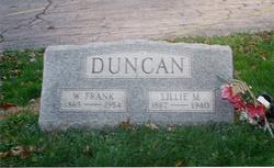 Lillie Maud <i>Beddows</i> Duncan