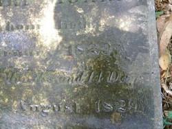 Mary Hasell <i>Gadsden</i> Morris