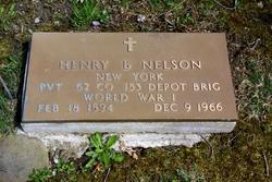Henry B. Nelson