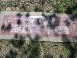 Eva Marie Calvin