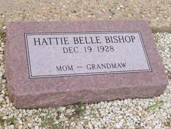 Hattie Belle Bishop