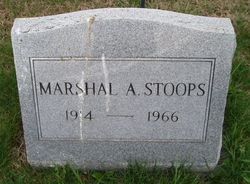 Marshal A Stoops