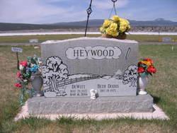 Beth <i>Dodds</i> Heywood