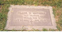 Francis Doak Frank Mathers